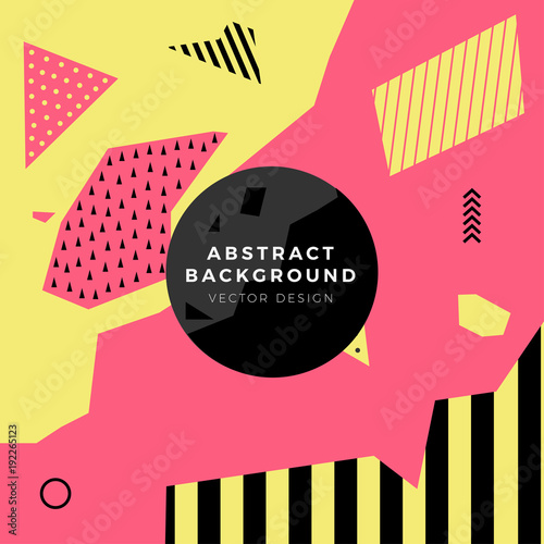 Vector Abstract Covers Templates, Graphic Poster with