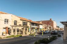 Burlingame Main Street, Califo...
