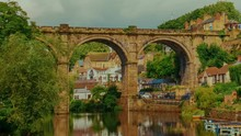 Knaresborough, North Yorkshire...