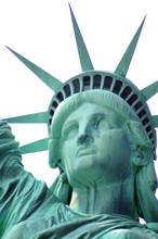 American Symbol - The Statue Of Liberty, New York, USA