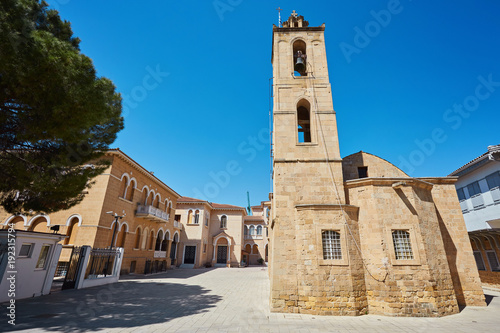 Saint Giannis Yiannis church, Nicosia, Cyprus Fototapet