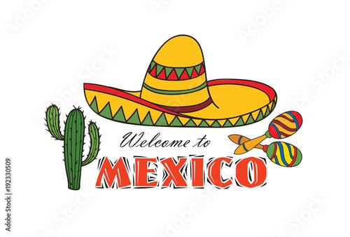 Fotografie, Obraz  Mexican icon