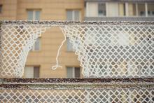 A Hole In The Fence. Rabitsa I...