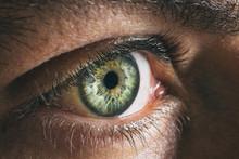 Eye Close Up