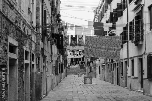 Plakat Ulice Wenecji