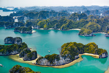 Vietnam's Ha Long Bay Viewed F...