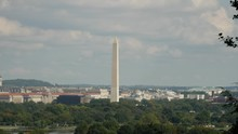 Washington Monument From Arlin...