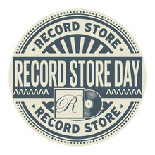 Record Store Day Stamp