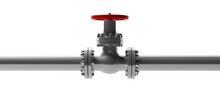 Industrial Pipeline And Valve ...