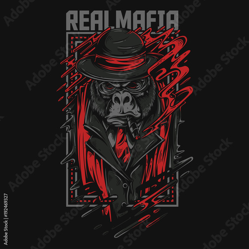 Tablou Canvas Real Mafia