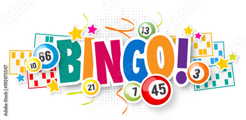 Fototapeta Bingo obraz