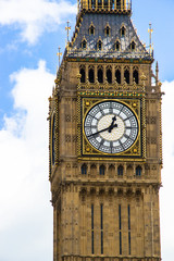 Fototapeta na wymiar Big Ben London