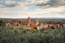 Vinci, Near Florence, Is The B...