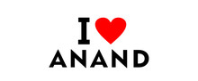 Anand City India