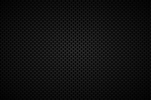 Black Abstract Background With Grey Rectangles And Frames, Modern Vector Illustration, Black Metallic Wallpaper