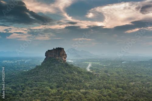 Fotografie, Obraz  Sigiriya Lion Rock fortress