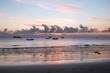 sunrise on the boats