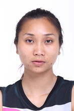Asian Woman Before Make Up Hai...