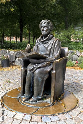Photo  Stockholm, Sweden - Djurgarden Island, Junibacken museum dedicated to the charac