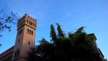 Faculty Of Fine Arts, Seville,...