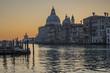 Alba alla Basilica di Santa Maria della Salute - Venezia