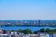 Blick auf die Alster in Hamburg