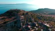 The great ancient city Assos in Turkey.
