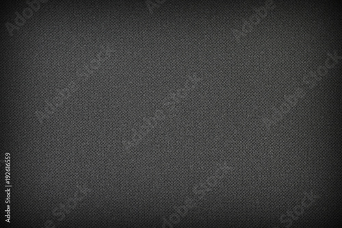 Black rubber mat texture Fototapete