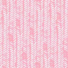 Cute Seamless Pattern. Pink An...