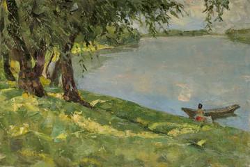 Obraz Oil painting, handmade