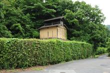日本の町の風景