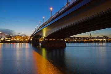 Bonn, Kennedybrücke