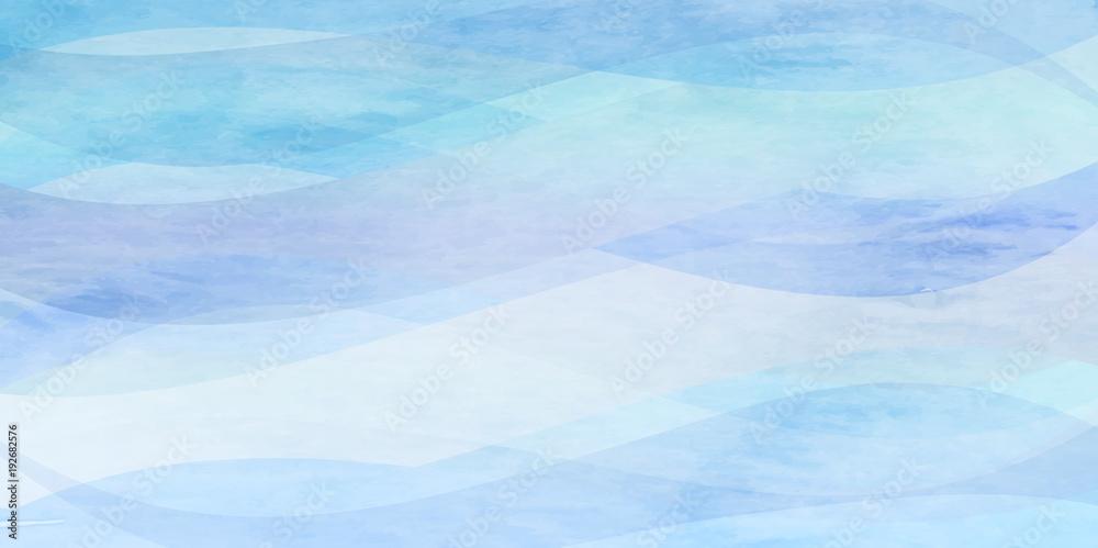 Fototapety, obrazy: 海 波 和紙 背景