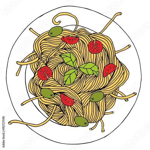 Spagetti - 192727598