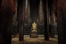 Bagaya Monastery, Inwa, Mandalay