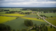 Countryside, Skinnarby, Finland