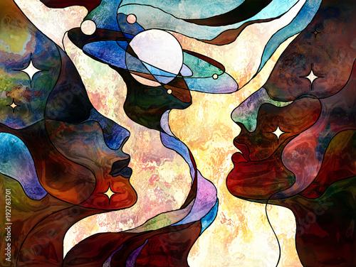 Our Universes Wallpaper Mural