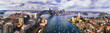Leinwanddruck Bild - D Sy Lavender Bay Pan
