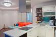 interior of a modern kitchen-diner