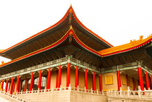 Sun Yat-Sen Memorial Hall The Building Is Famous Landmark And Must See Attraction In Taiwan