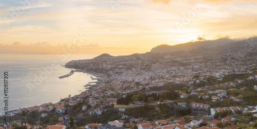 Panorama of Madeira