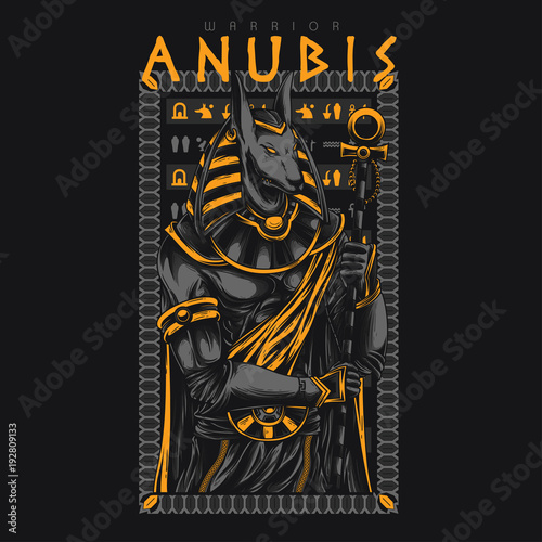 Photo Anubis Warrior