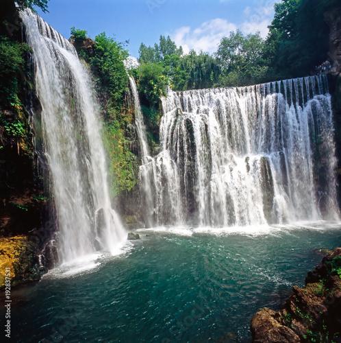 Photo  Waterfalls