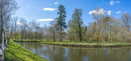 Cuadros en Lienzo parc de Rambouillet