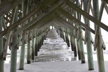 Folly Beach South Carolina, Fe...