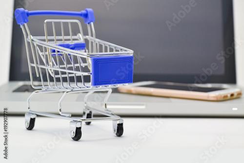 Fotografía  ネットショッピングのイメージ