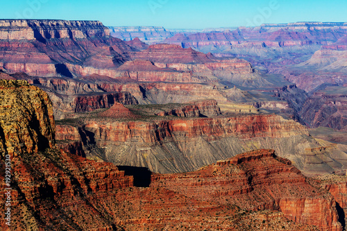 Tuinposter Canyon Grand Canyon