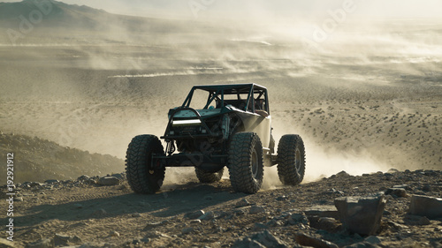 Photo Offroad Car