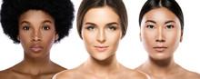 Different Ethnicity Women - Ca...