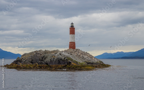 Garden Poster Lighthouse Last Lighthouse on Earth